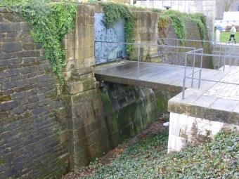 Brest porte saint louis for Porte st louis